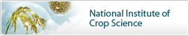 National Institude of Crop Science