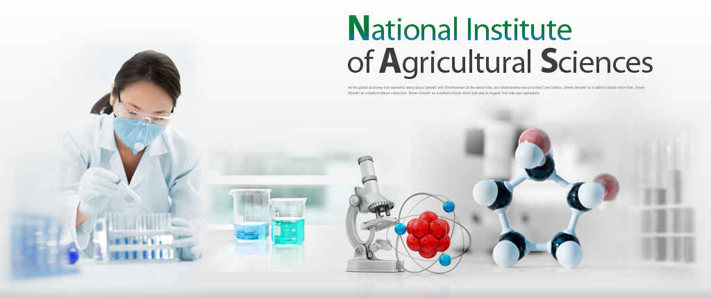 National Institute of Agricultural Sciences
